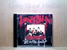 All In The Family by Lordz Of Brooklyn (CD, 1995, American Recordings)