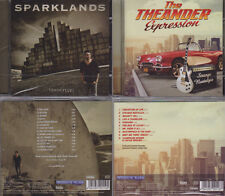 2 CDs, Sparklands - Tomocyclus + Theander Expression - Strange Nostalgia, AOR