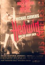 Hedwig and the Angry Inch 1999 Los Angeles Production Posters