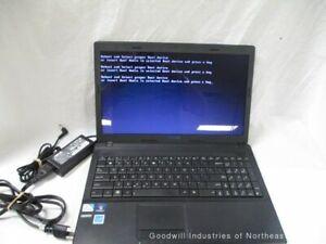 Asus X54C w/ INtell Pentium DVD HDMI (PJS)