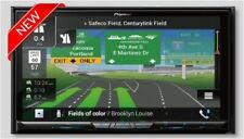 "Pioneer AVIC-W8500NEX Navigation AV Receiver with 7"" WVGA Capacitive Touchscreen"