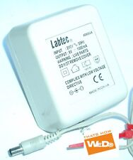 LABTEC POWER SUPPLY AD800UK 9V 1000mA UK PLUG