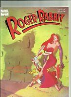 Roger Rabbit Resurrection of Doom Marvel Graphic Novel TPB Marvel Comics