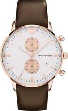 Emporio Armani Armbanduhren mit Datumsanzeige