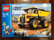 LEGO 4202 CITY Mining Truck Brand New Sealed Rare