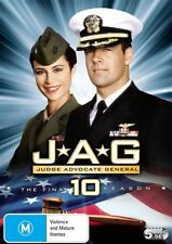 JAG : Season 10 (DVD, 2011, 5-Disc Set)