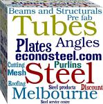 Econo Steel Melbourne. Call today!