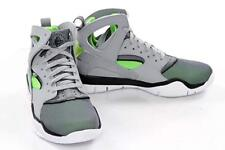 NIKE Air HUARACHE BBALL 2012 Grau Grey Gr:40 US:7 Retro Stiefel Basketball NEU