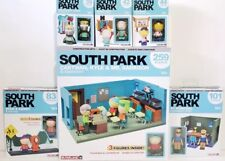 South Park Cartman Kyle Classroom,PC Principle,Stan & Kenny Lot of 6 McFarlane