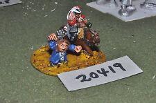28 mm flintloque Fantasy Nani krautian CINC base (come foto) {16} (20419)