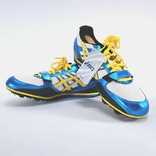 Asics Men's Turbo Jump Track Spikes Shoes Sz. 10 NEW GN702-4005