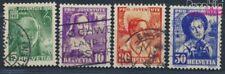 Schweiz 306-309 gestempelt 1936 Pro Juventute (8618699