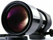 Excellent+5 Nikon Ai-S Nikkor 300mm f/4.5 ED MF Telephoto w/Filter From JAPAN