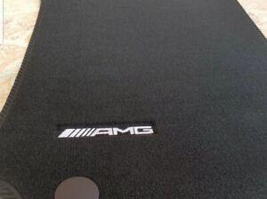 Floor mats mercedes  S class w221 AMG s63 s65 s400 s450 S500