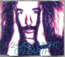 U2 Last Night On Earth promo CD single (1997)