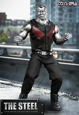 1/6 Colossus Figure USA Toys Era Deadpool Steel Logan Wolverine XMen Magneto Hot