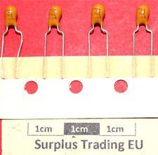 AVX Tantalum Bead Capacitor 10µF 10V ±10% (Pk of 4)