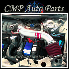 1995-2000 CHRYSLER Cirrus ES/LX/LXI Sebring JX JXi 2.5 2.5L AIR INTAKE KIT RED