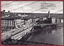 TORINO IVREA 98 POESIA CARDUCCI Cartolina FOTOGRAFICA viaggiata