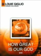 USED (VG) Louie Giglio - How Great is Our God (Passion Talk Series) (2012) (DVD)