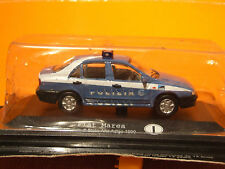 1999 FIAT MAREA ITALIAN STATE POLICE VEHICLE  1:43 SCALE
