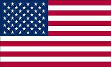 3x5 FT US American Flag Poly Cotton Valley Forge Flag US Made Strong Ships Fast!