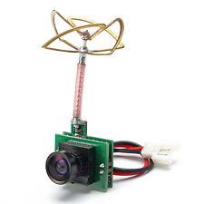 Realacc TX48 AIO 1/4 CMOS 1000TVL Micro FPV Camera Integraded 48CH 5.8G 25MW Tra