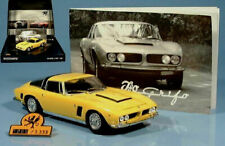 Minichamps 1968 Iso Grifo 7 Litri V8 1/43 Diecast Limited Edition 1 of 3333 Yell