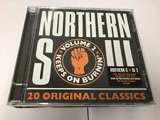 Northern Soul: 20 Original Classics Various Artists CD MINT/EX 600753378847