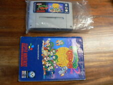 Lemmings 2 II The Tribes KULT Spiel für SNES Super Nintendo Anleitung Sammler