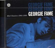 "GEORGIE FAME  ""MOD CLASSICS: 1964-1966""  CD"
