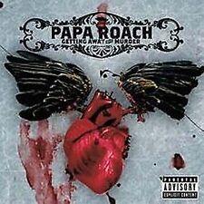 Papa Roach - Getting Away With Murder [CD]