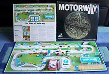 VINTAGE 1978 AUTOSTRADA GAME-Design Centre-eccitante ed educativo!