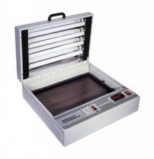 Comec BR35M Vacuum Sealed UV Exposure Unit for Pad Printing Plates and Clichés