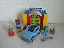 LEGO Duplo Waschanlage - Car Wash - Set 5696 - Auto, Waschstraße uvm. & TOP!