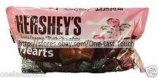 HERSHEY'S^ 10 oz Bag HEARTS Milk Chocolate VALENTINES DAY Creamy Candy Exp. 8/18