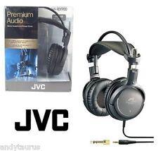 JVC HA-RX900 Premium Audio Wide Dynamic Sound Full Size Ring Port Structure