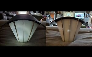 Vintage Mid Century Modern Wall Mount Porch Entryway Sconce