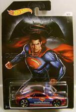 MUSCLE TONE BATMAN VS SUPERMAN MOVIE EDITION 5/7 HOT WHEELS HW DIECAST 2016