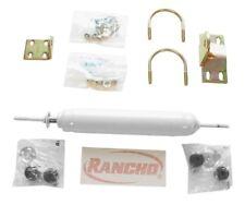 Rancho Single Steering Damper Kit fits 1974-1978 Plymouth Trailduster  RANCHO