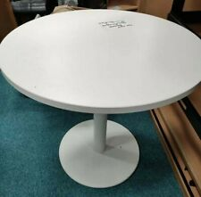 More details for  round white meeting office table furniture