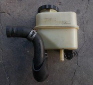 TOYOTA  ARISTO 2JZGTE radiator hydraulic fan fluid reservoir tank bottle #6