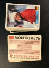 PANINI MONTREAL 76 NUM. 1 - 300 (NEW) CHOOSE FROM THE LIST