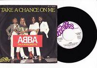 """7"""" - ABBA - Take a Chance on me -----"""