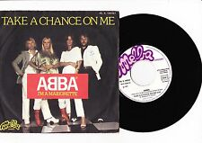 "7"" - ABBA - Take a Chance on me -----"