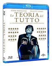Blu Ray LA TEORIA DEL TUTTO - (2014) *** Contenuti Speciali *** ......NUOVO