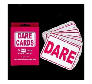 ***DARE CARDS**Holiday**Ann Summers**Party***Favours**Hen Do***