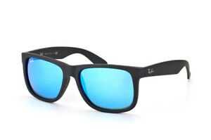 Ray-Ban Justin Classic RB4165 622/55 - blauer Verlauf