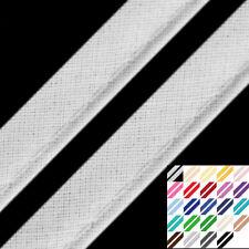 0,48€//m 20m Paspelband Biesenband Baumwolle 10 mm//1,6mm farbwahl 30 Farben