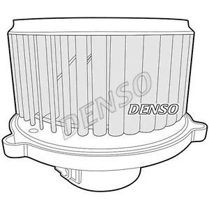 DENSO Cabin Blower Heater Fan DEA43004 - A/C - Fits Hyundai Sportage II, Tucson